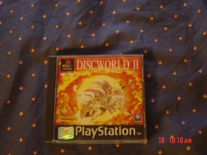 Discworld 2 [PlayStation]