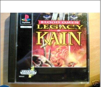 BLOOD OMEN LEGACY OF KAIN ULTRA RARE!!