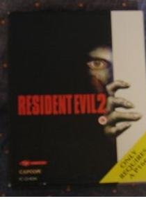RESIDENT EVIL 2 BIG BOX VERSION