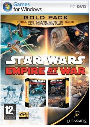 Star Wars: Empire at War Gold Pack