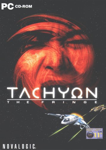 TACHYON THE FRINGE WITH BRUCE CAMPBELL