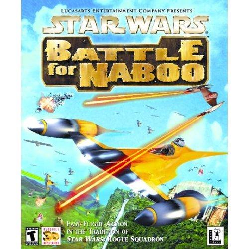 Star Wars Episode 1: Battle for Naboo