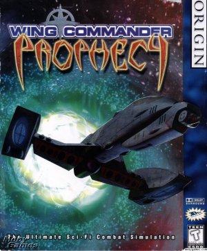 Wing Commander Prophecy RARE BIG BOX ORIGINAL RELEASE