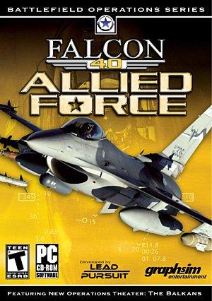 FALCON 4 ALLIED FORCE