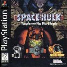SPACE HULK PLAYSTATION USA VERSION