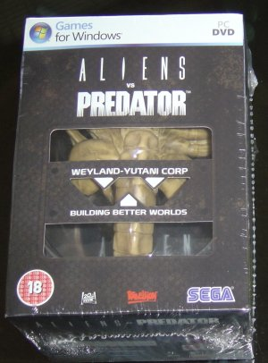 Aliens Vs Predator: Hunter Special Edition PC VERSION