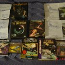 WING COMMANDER KILRATHI SAGA + IV + V + 23 MORE
