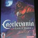 CASTLEVANIA LORDS OF SHADOW COLLECTORS EDITION WITH ARTBOOK AND CD