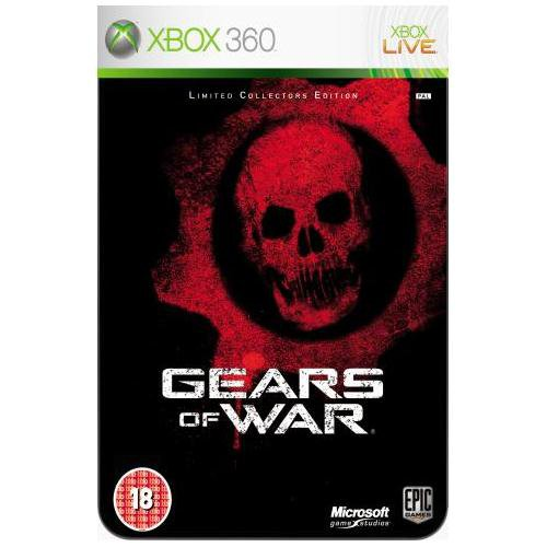 GEARS OF WAR LIMITED COLLECTOR`S EDITION