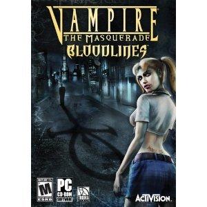 VAMPIRE THE MASQUERADE BLOODLINES