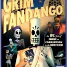 Grim Fandango for Windows RARE CLASSIC
