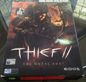 Thief II: The Metal Age + Thief Gold + Thief 3