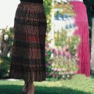 "Sacred Threads 36"" Rayon Skirt"
