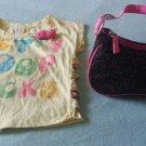 BETTY BOOP BUNDLE! Betty Boop toddler's 4T shirt and Betty Boop handbag