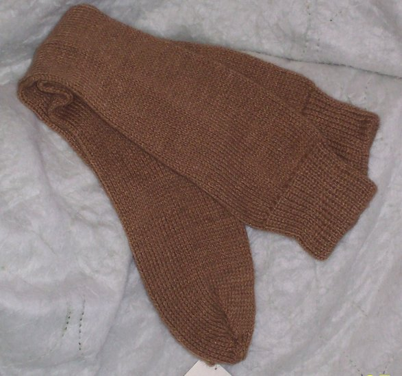 Alpaca Large Socks