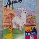Book - Alpaca Activity Kit