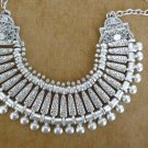 Gypsy Romani Love Affair Collar Necklace