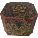 Vintage Handmade  Indonesian Keepsake Box
