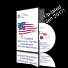 US Citizenship 2CD Civics & English Lessons for the Naturalization Citizen test