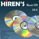 Hiren's Boot CD PC Repair Scan Boot Disc Virus Malware Removal Cleanup  Windows