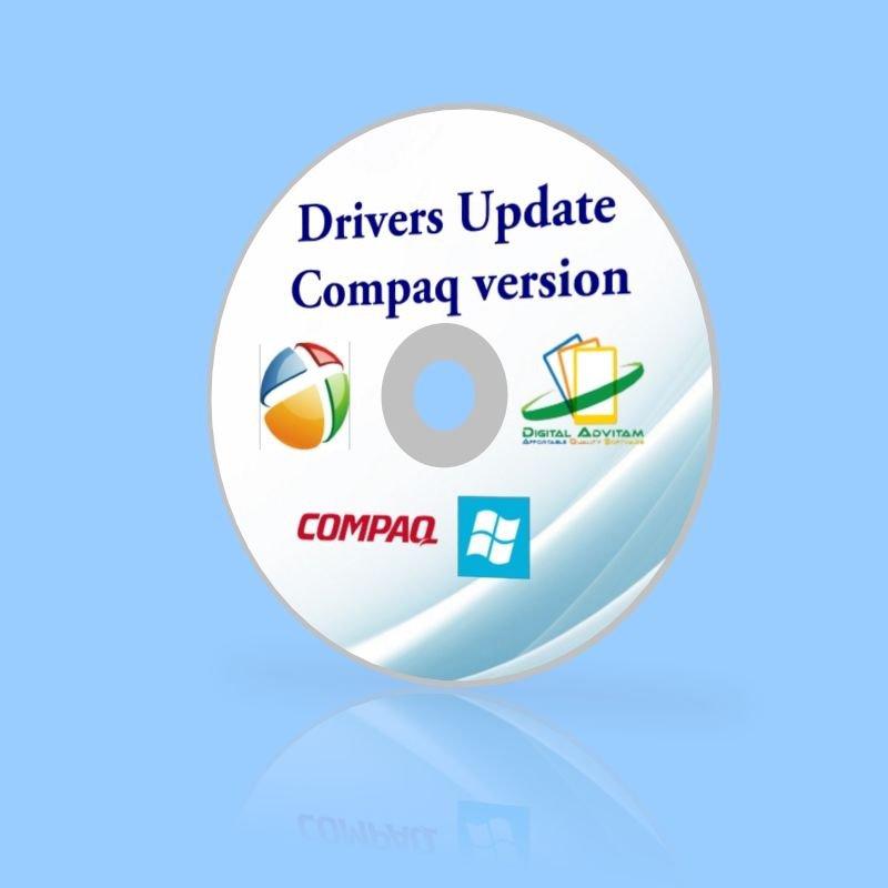 Drivers Restore Recovery for Compaq Presario CQ60-514NR CQ60