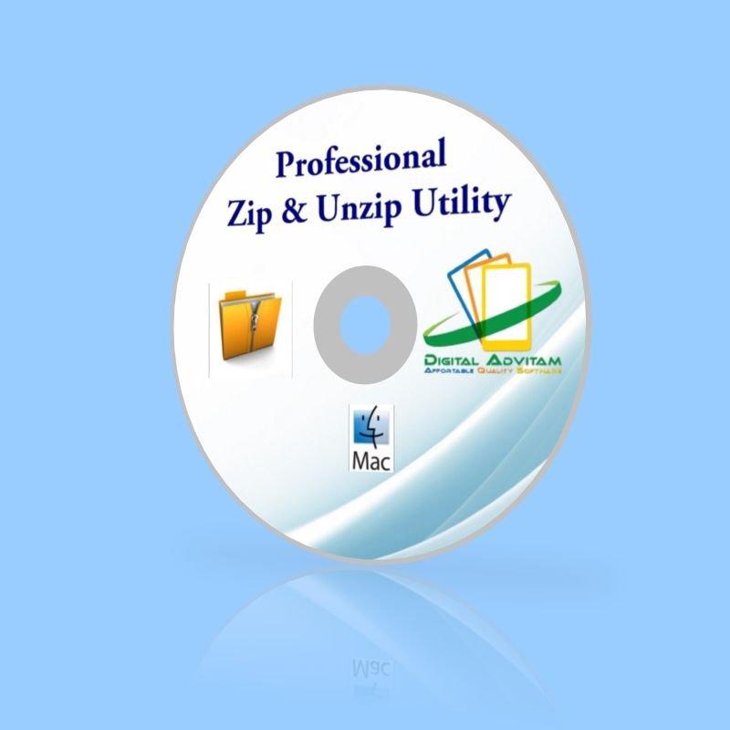 ZIP & UNZIP Utility for Mac OS X El Capitan Sierra archive