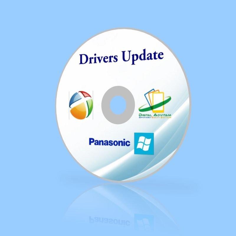 Driver Recovery Restore Panasonic CF-580 CF-M31M CF-M32 CF-M33 Fix Missing Drive