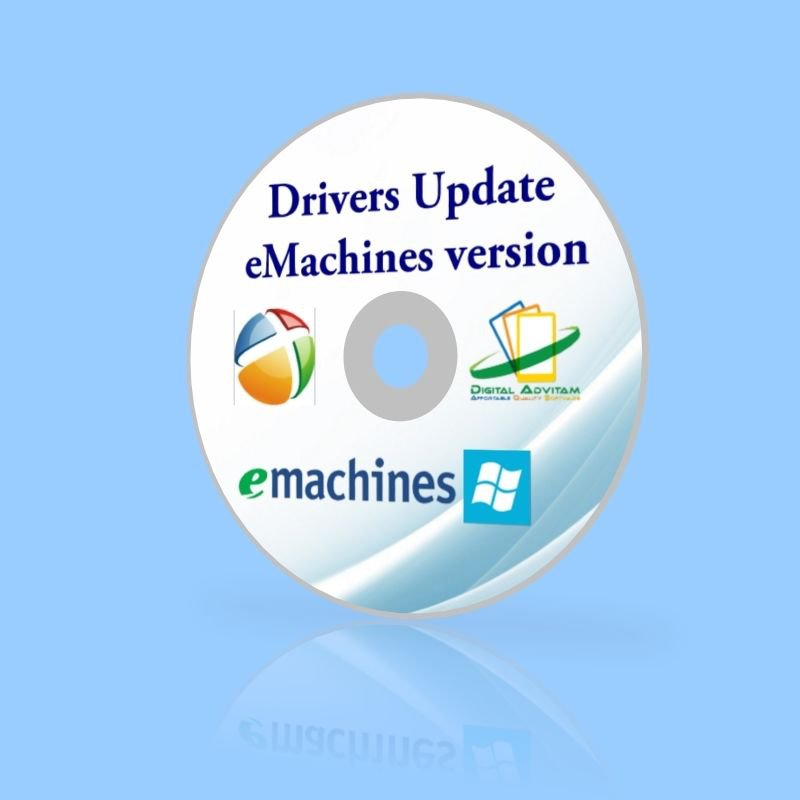 Driver Recovery Restore for emachines Windows 10, 8, 7, Vista, XP