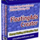 Floating Ads Creator Retail Value $49.75