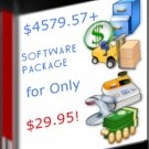Get $4579.57 Worth of Bulk Software for Only $29.95