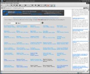 Relist Your Site or Store Description - Specialty Stores