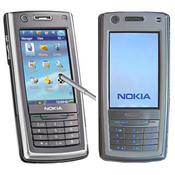 Excellent condition NOKIA 6708 with bill and box