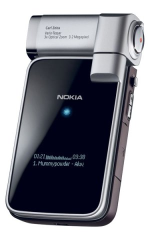 NOKIA N93i USED IN MINT CONDITION WITH WARRANTY