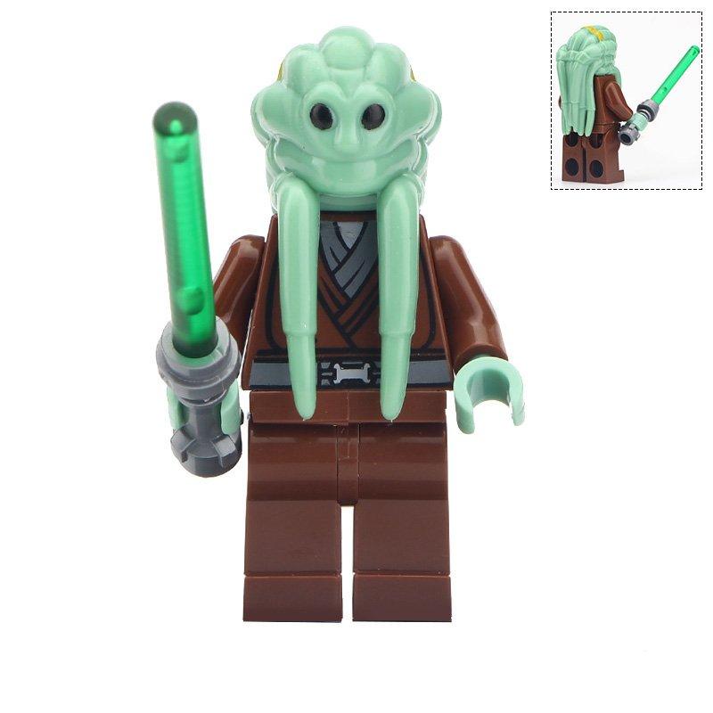 Kit Flsto Star Wars Minifigure Custom Lego Building Superheroes Toys