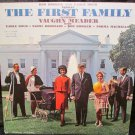 The First Family by Vaughn Meader,presented by Bob Booker& Earle Doud CADENCE1962