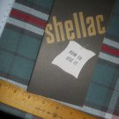 VINTAGE Shellac HOW TO USE IT booklet from the shellac information bureau