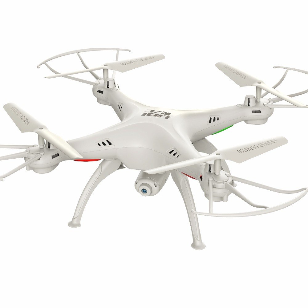 LIDIRC Quadcopter Drone with Wifi, HD Camera and FPV