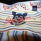 ROBERT GRAHAM Keep Smiling Cotton Stripe Men's Casual Dress flip cuff Shirt XL