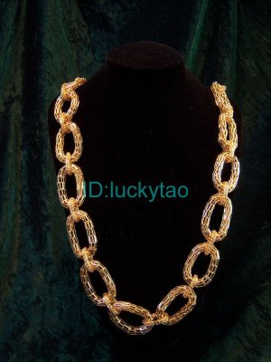 noblest shining muilty use necklace and chains