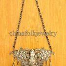 china miao character folk silver necklace gift