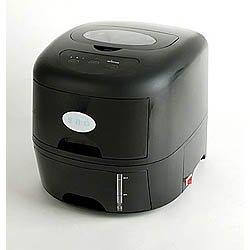 SNO Portable Jet Black Ice Maker