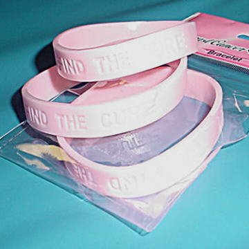 Cancer Band Bracelet
