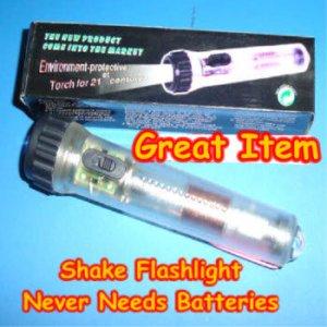 HOT Shaker Flashlight