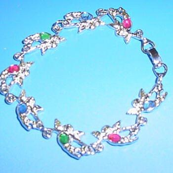 Angels Paua Shell Bracelet
