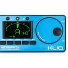 KLIQ MetroPitch - Metronome Tuner for All Instruments - with Guitar, Bass, Violin, Ukulele,