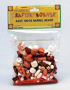 Wholesale Barrel Beads
