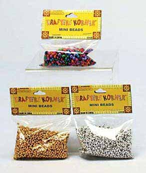 Wholesale Craft Mini Beads