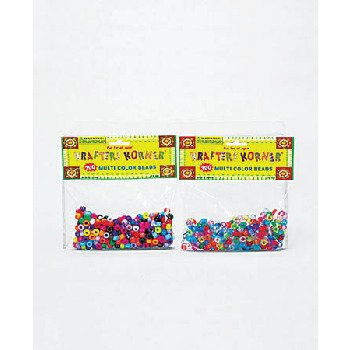 Wholesale 300Pc Multi-Color Beads