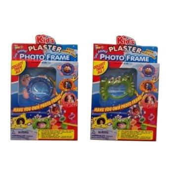 Wholesale Kid's Assorted Plaster Sea Animal Photo Frames