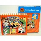 NEW! Wholesale Looney Tunes Stencil Set